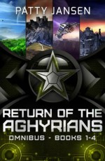 Return of the Aghyrians Omnibus by Patty Jansen
