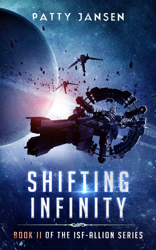 Shifting Infinity by Patty Jansen