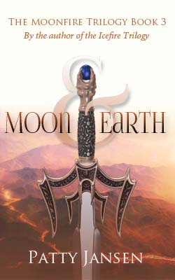 Moon & Earth by Patty Jansen