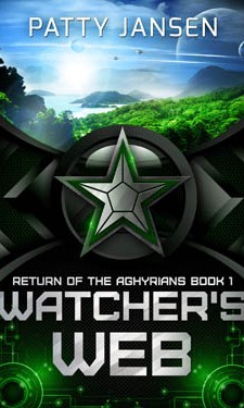 Return of the Aghyrians series Watcher's Web
