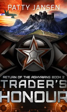 Return of the Aghyrians series Trader's Honour