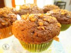 Muffins cacao & amaretti