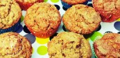 Muffins carote & nocciole
