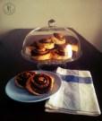 Chocolate & hazelnuts rolls