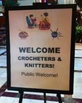 K & C show sign