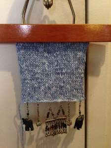 Hung Gauge Swatch