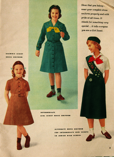 scout uniform catalog