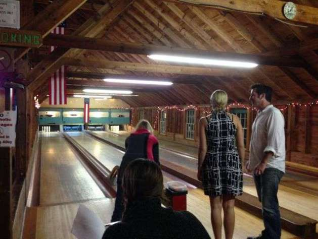 Candlepin Bowling