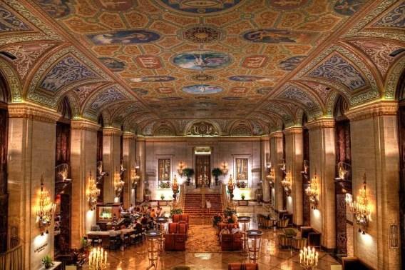 Palmer-House-lobby