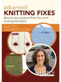 Fixing Your Knitting