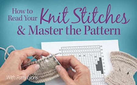 How to Read Your Knit Stitches