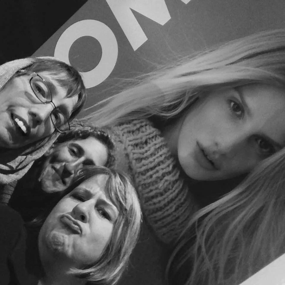 Vogue Knitting Live NYC - The three Amigos Say Farwell