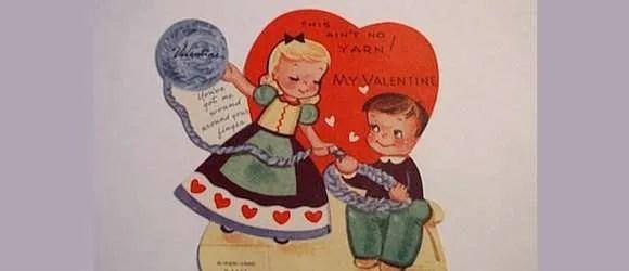Knitter's Valentine's Day