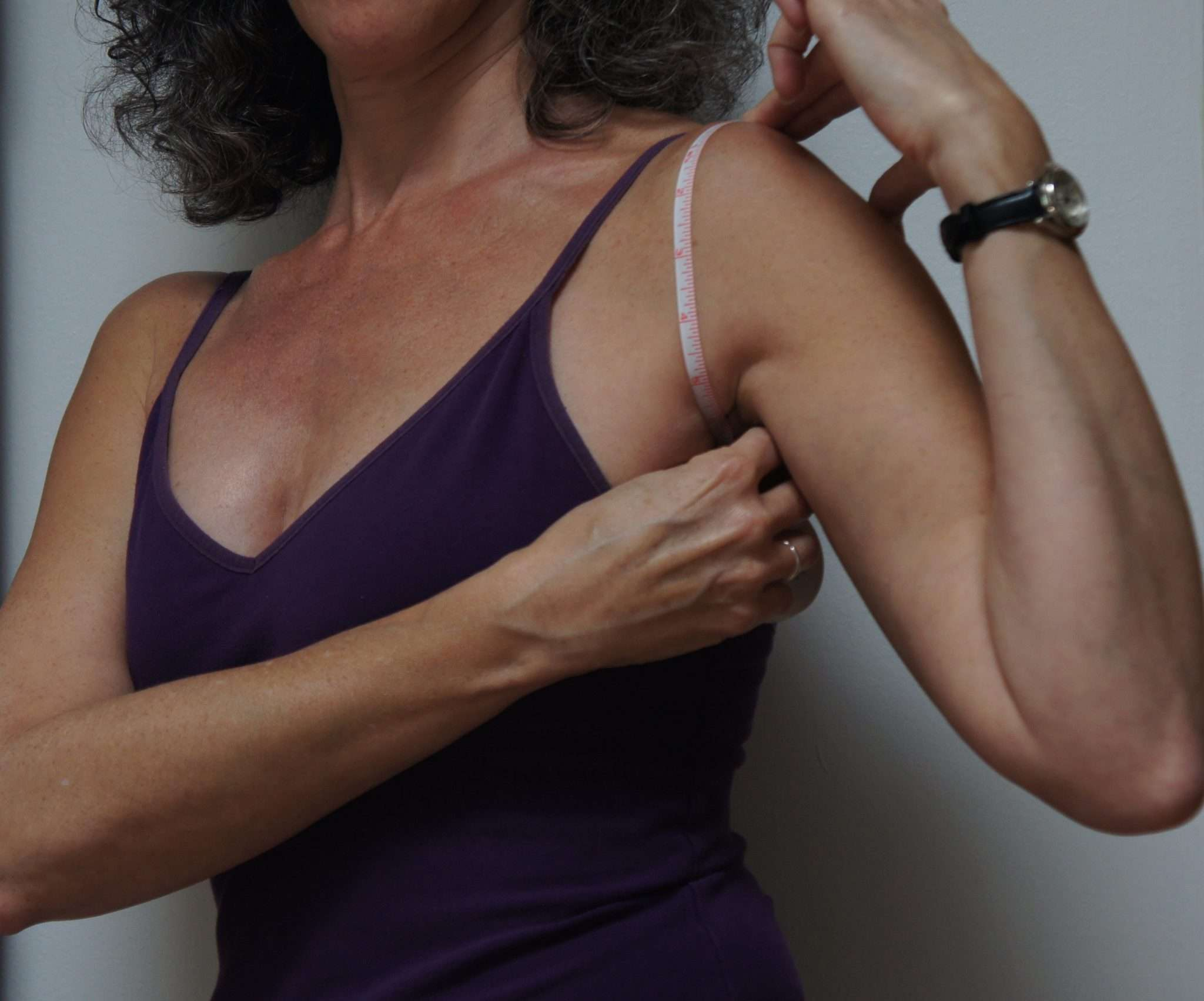 Tuesday Tip: How to Measure Armhole Depth - Patty Lyons