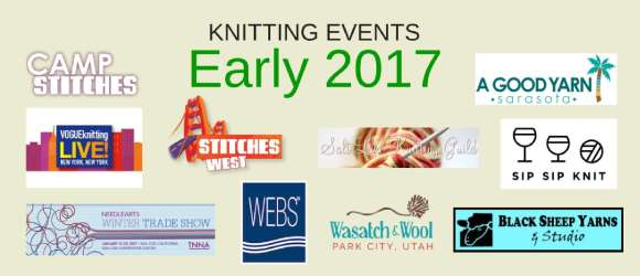 Early 2017 Teaching Events