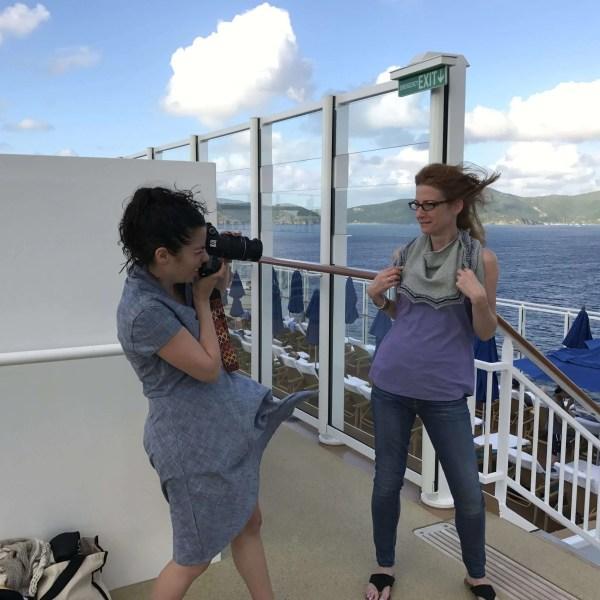 Nautical Knitting Cruise 17