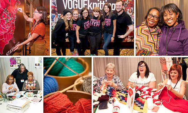 Win a Vogue Knitting Live Chicago Class Package!! - Patty