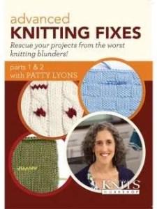 DVD Advanced Knitting Fixes