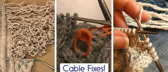 Cable fixes