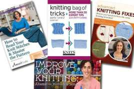 Knitting Lessons on DVD