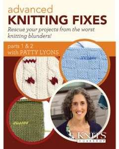 Advanced Fixes in Knitting