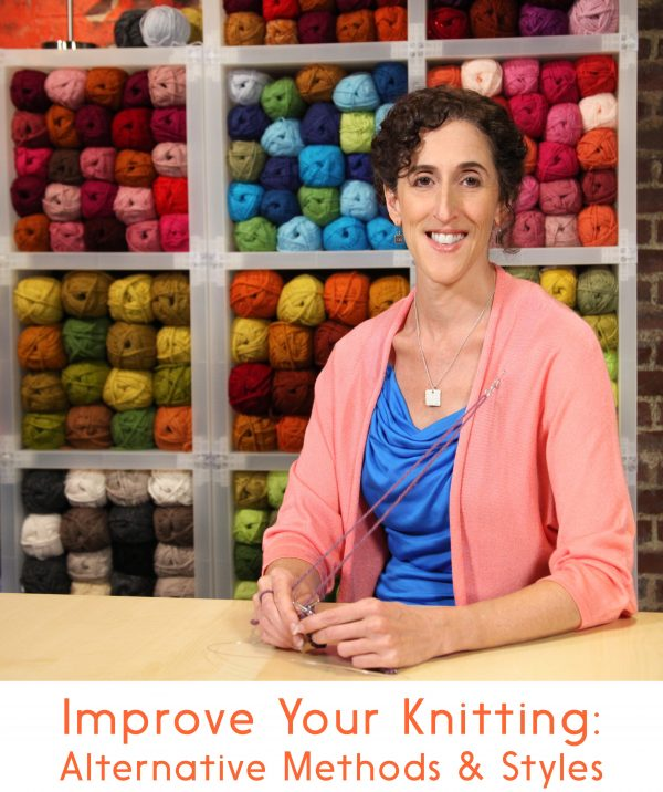 Improve Your Knitting: Alternative Methods & Styles