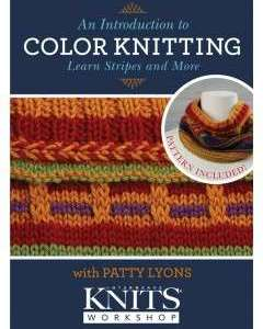 Intro to Color Knitting