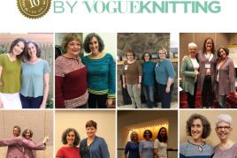Vogue Knitting Live NYC Meet up - Jan 18