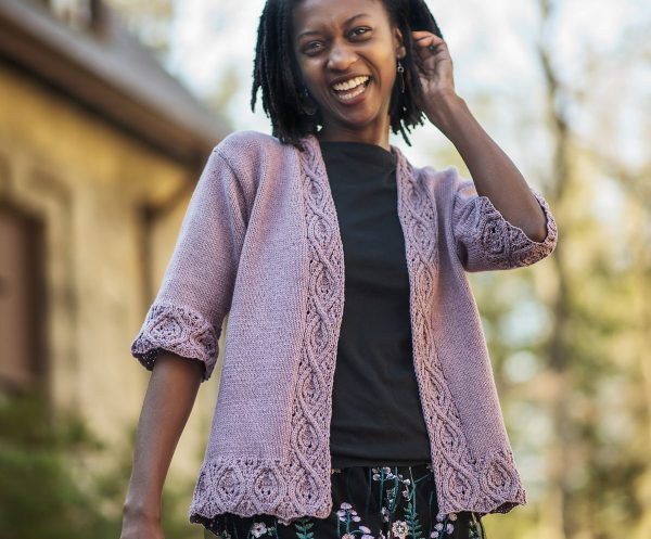 Hudson Valley Cardi Video Sweater Class