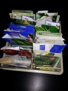 My seeds