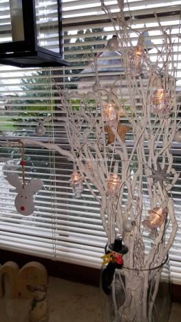 Holiday decorations...