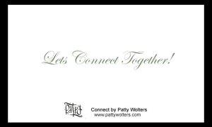 Lets Connect Together Logo