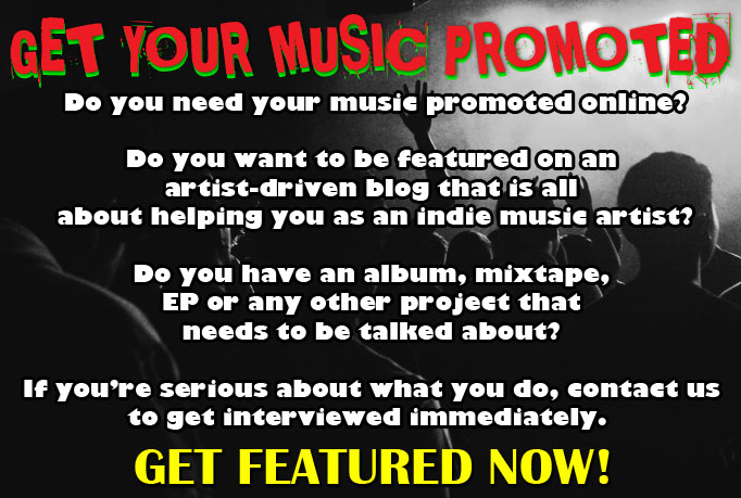GET YOUR MUSIC PROMOTED