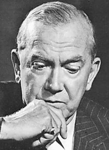 Graham Greene, one of the world's most methodical writers. (Wikipedia photo)
