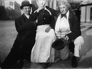 More Thanksgiving hobgoblins. Bain News Service/Library of Congress