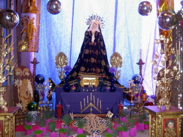 Altar de Dolores2