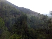 View when you enter the Ifugao & Mt. Province