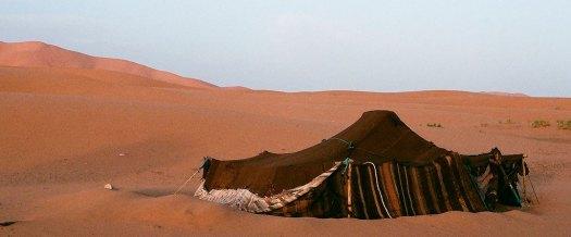 jaima desierto tensoestructura structure dessert paukf