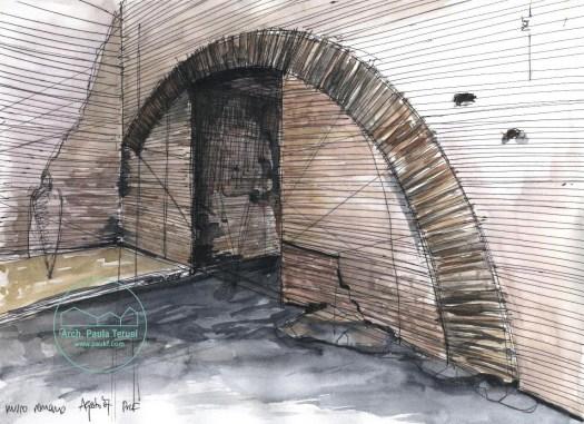 roma-drawing-dibujo a mano alzada-sketch-esquema-by-paukf-architect-paula-teruel-architecture-arquitectura-cuadernos-romanos