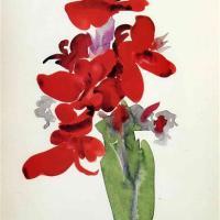 O'Keeffe :: acuarelas, color y expresividad