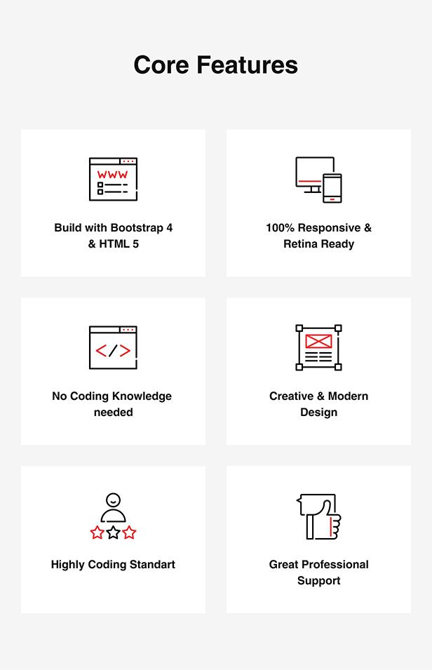 Skape - Creative & Modern Agency WordPress Theme - 6