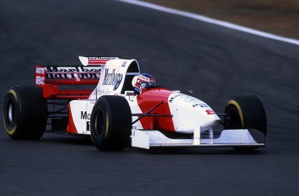Jan Magnussen The F1 Career That Got Away Lights Out