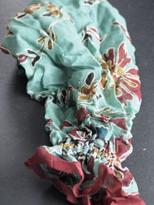 photo of the sleeve that was the color palette inspiration for The Lace Chronicles #1