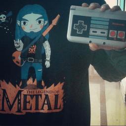 The legend of metal