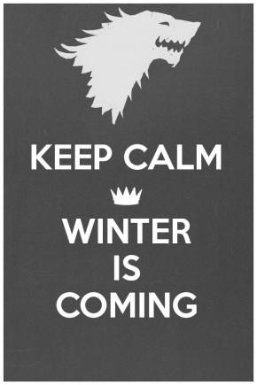 juego de tronos keep calm