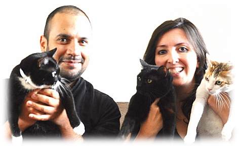 Fabiola y Carlos