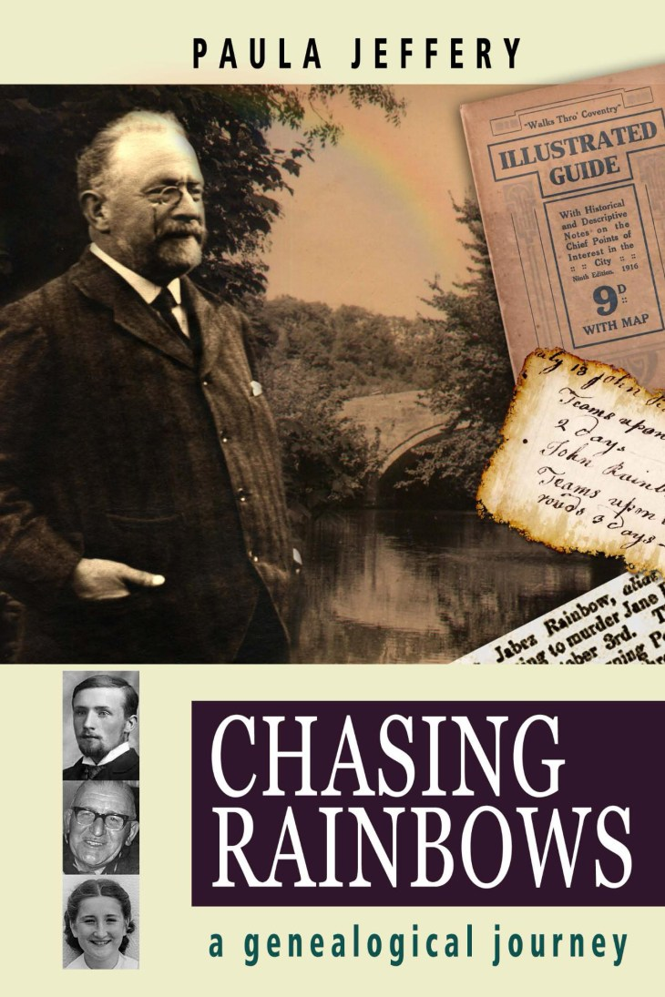 Chasing Rainbows by Paula Jeffery