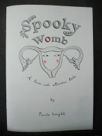 Spooky Womb cover, 2012