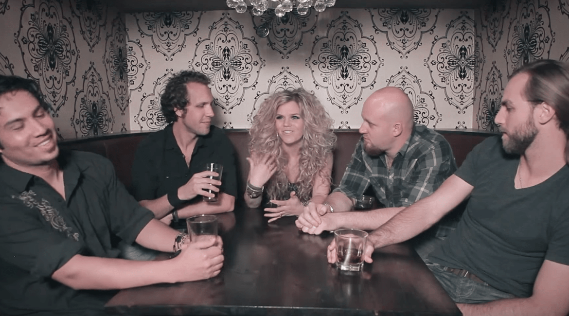 EPK: Natalie Stovall and The Drive