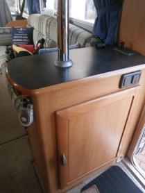 More kitchen storage